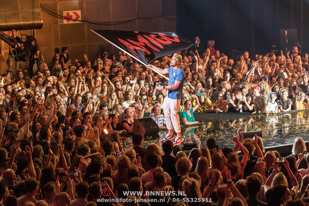 NLD/Amsterdam/20180905- Uitreiking 3FM Awards 2018, Chef's Special