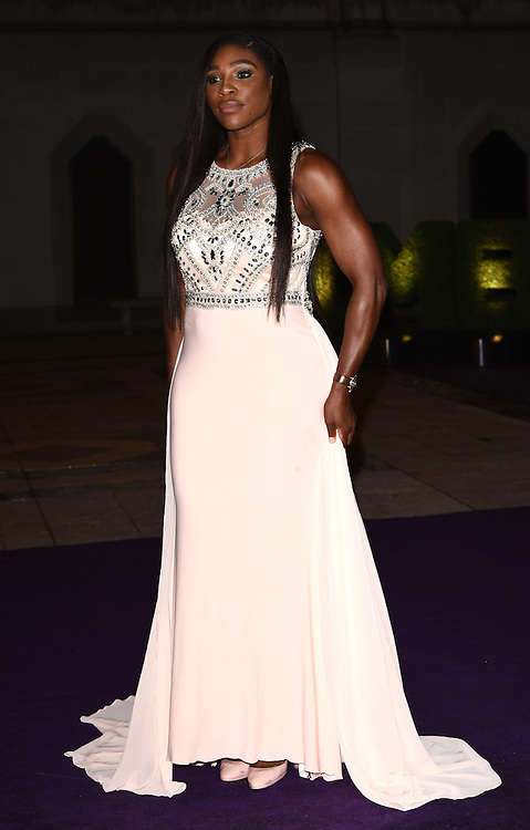 Serena Williams attends the 2015  Wimbledon Champions Dinner at The Guildhall, Gresham Street, London on Sunday 12 July 2015