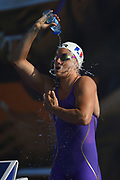 Melanie Henique (FRA) competes on Women's 50 m Butterfly during the French Open 2018, at Aquatic Center Odyssée in Chartres, France on July 7th to 8th, 2018 - Photo Stephane Kempinaire / KMSP / ProSportsImages / DPPI