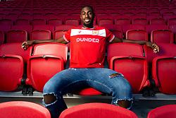 - Ryan Hiscott/JMP - 21/06/18 - Ashton Gate - Bristol, England - Bristol City Sign Hakeeb Adelakun from Scunthorpe