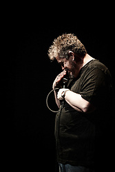Phill Jupitus - &quot;You're probably wondering why I've asked you here&quot; at Edge Arts Centre, Much Wenlock, United Kingdom<br /> Picture Date: 12 July, 2013