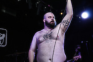fucked up, trash talk at the camden barfly, london
