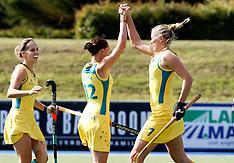 Auckland-Hockey, Four Nations, India v Australia