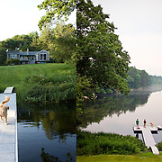 client: Personal, West Harbor Pond, Boothbay Harbor, ME