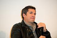 """Guillaume Canet était présent au Festival du film d'Arras pour la présentation du film """"La prochaine fois je viserai le coeur"""" avec Ana Girardot.<br /> Arras, le 08 novembre 2014, France"""
