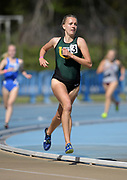 Apr 14, 2018; Los Angeles, CA, USA; Lea Meyer of USF places third in the women's 1,500m in 4:29.78 during the Rafer Johnson/Jackie joyner-Kersee Invitational at Drake Stadium.