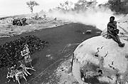 Carvoeiros - Mato Grosso do Sul - 1988..Coaly - Mato Grosso do Sul - 1988.