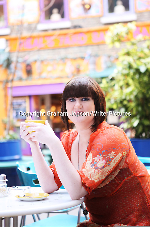 Lindsey Kelk, author  photographed in London<br /> <br /> copyright Graham Jepson/Writer Pictures<br /> contact +44 (0)20 822 41564<br /> info@writerpictures.com<br /> www.writerpictures.com