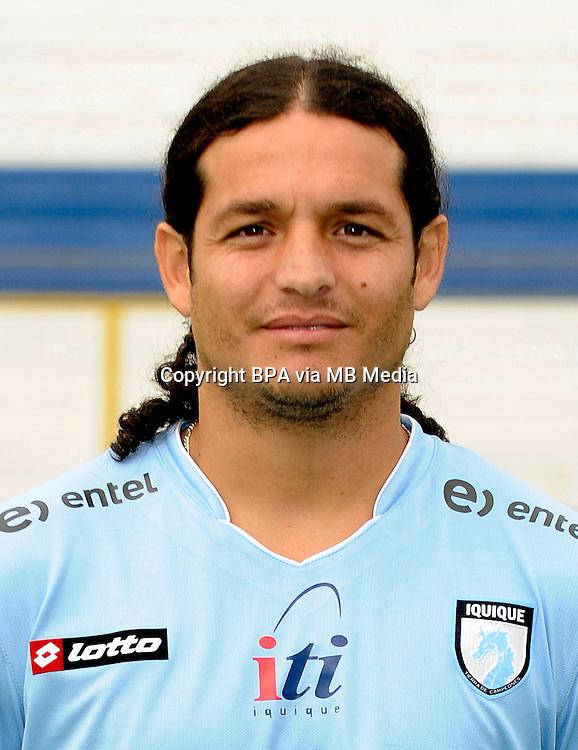 Chile Football League Serie A  /<br /> ( Club de Deportes Iquique ) - <br /> Manuel Villalobos