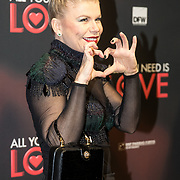NLD/Amsterdam/20181126 - premiere All You Need Is Love, Anne-Marie Jung