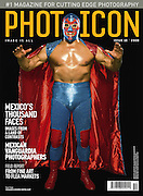 I was the chief editor in Photoicon magazine special issue about Mexico