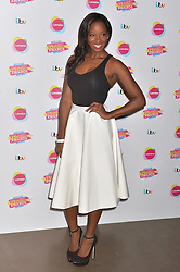 Pictured is Jamelia.<br /> Lorraine's High Street Fashion Awards 2014 at Vinopolis, London, UK.<br /> Wednesday, 21st May 2014. Picture by Ben Stevens / i-Images