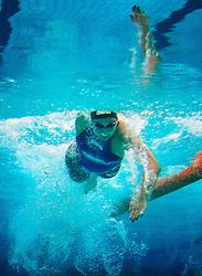 10-04-2014 NED: NK Swim Cup, Eindhoven<br /> Ranomi Kromowidjojo, 50 meter vrij