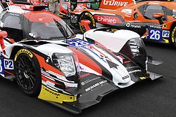 June 3, 2017 - Le Mans, France - 28 TDS RACING (FRA) ORECA 07 GIBSON LMP2 FRANÇOIS PERRODO (FRA) MATHIEUX VAXIVIERE (FRA) EMMANUEL COLLARD (FRA) NICKY CATSBURG  (Credit Image: © Panoramic via ZUMA Press)