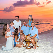 Sidle Family Beach Photos