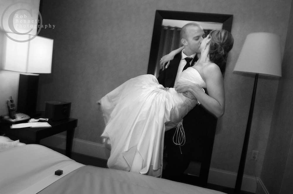 Images from the Wedding Portfolio of photographer Rob Bennett.<br />