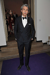 GEORGE LAMB at The Surrealist Ball in aid of the NSPCC in association with Harpers Bazaar magazine held at the Banqueting House, Whitehall, London on 17th March 2011.