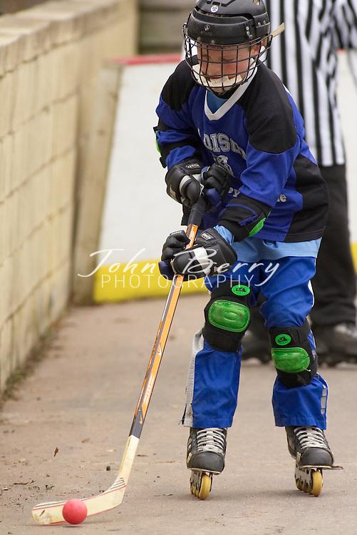 Madison Hockey--Juniors.Avalanche vs Lightning.January 2, 2005