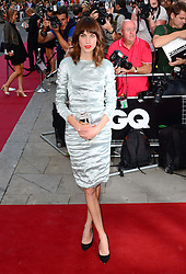 GQ Men of the Year Awards 2013.<br /> Alexa Chung during the GQ Men of the Year Awards, the Royal Opera House, London, United Kingdom. Tuesday, 3rd September 2013. Picture by Nils Jorgensen / i-Images