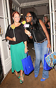 05.SEPTEMBER.2011. LONDON<br /> <br /> ANGELICA BELL AND SARAH CAWOOD AT THE JEANS FOR GEANS LAUNCH PARTY IN SOHO, CENTRAL LONDON<br /> <br /> BYLINE: EDBIMAGEARCHIVE.COM<br /> <br /> *THIS IMAGE IS STRICTLY FOR UK NEWSPAPERS AND MAGAZINES ONLY*<br /> *FOR WORLD WIDE SALES AND WEB USE PLEASE CONTACT EDBIMAGEARCHIVE - 0208 954 5968*