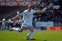 Jonathan Sexton   - 05.04.2015 - Racing Metro 92 / Sarances - 1/4Finale European Champions Cup<br />
