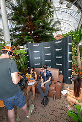 James Bay interview with Virgin Radio on Friday 29th June at TRNSMT 2018.