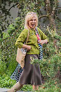 Joanna Lumley - The Chelsea Flower Show organised by the Royal Horticultural Society with M&G as its MAIN sponsor for the final year.