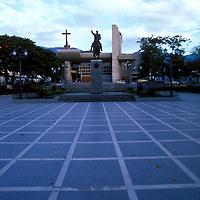 Plaza Bolivar, San Felipe, Estado Yaracuy, Venezuela