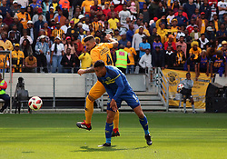 PSL: Daniel Cardoso and Matthew Rusike - Cape Town City v Kaizer Chiefs, 15 September 2018