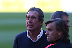 October 8, 2017 - Lisbon, Lisbon, Portugal - FPF's Vice-President Humberto Coelho during National Team Training session before the match between Portugal and Switzerland at Luz Stadium in Lisbon on October 8, 2017. (Credit Image: © Dpi/NurPhoto via ZUMA Press)