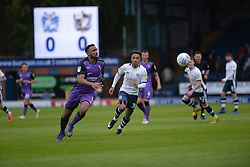Nicky Maynard of Bury chases the ball - Mandatory by-line: JMP - 04/05/2019 - FOOTBALL - Gigg Lane - Bury, England - Bury v Port Vale - Sky Bet League Two