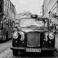 London Black Cab #2
