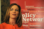 Labour Party Annual Conference<br /> Brighton<br /> 27-30 September<br /> Fringe meeting 'Securing Britain and Europe's Economic Future'<br /> organised by the Policy Network and City of London Corporation.<br /> Anna Edwards, Bloomberg TV.
