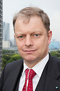 Tomas K&aring;berger, executive board chairman of The Renewable Energy Institute, REI, in Tokyo.<br /> Photographer: Christina Sj&ouml;gren<br /> Copyright 2018, All Rights Reserved