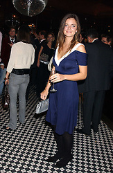 LADY NATASHA RUFUS-ISAACS at a party to launch the Frankie's TLC Card and the TLC Clubcard held at Frankie's Knightsbridge, 3 Yeomans Row, London SW3 on 1st February 2006.<br />