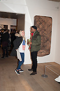 SCARLETT BOWMAN; AKI OMOSHAYBI, S2 Gallery 'Just Now' Preview , Curated by Bert Breuk - Sothebys, St George st. London W1. 29 January 2014