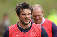 Pennyhill Park - Wednesday 26 May 2010:  Ben Foden of England seen during the England Elite Player Squad training session at Pennyhill Park, Bagshot Surrey. England play the Barbarians on May 30th at Twickenham. (Pic by Andrew Tobin/Focus Images)