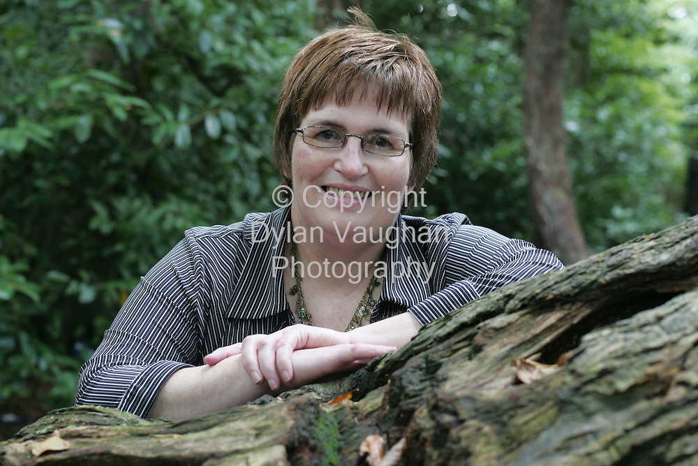 6/10/2006.Kay Forristal pictured near her home in Waterford..Picture Dylan Vaughan