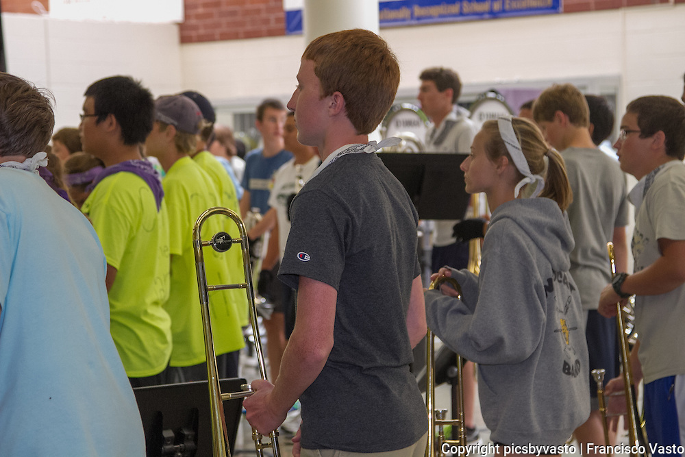 Pride of Providence Band Camp Parent Preview, June 2013.