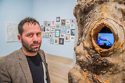 Gone Fishing 2015 by Thomas Maiaender (pictured) - Tate Modern's new photography show, Performing for the Camera. The exhibition examines the relationship between photography and performance, from the invention of photography in the 19th century to the selfie culture of today, bringing together over 500 images spanning 150 years. Highlights include: artist Romain Mader and his series Ekaterina, which follows Romain's fictitious search for a bride in Eastern Europe; Amalia Ulman's social media sensation Excellences and Perfections performed over a four month period on Instagram; and a wall of artist-designed advertising posters by the likes of Jeff Koons, Andy Warhol and Joseph Beuys. Performing for the Camera is at Tate Modern from 18 February – 12 June 2016.