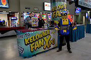 KELOWNA, CANADA - MARCH 01:  Kelowna Fan Expo at the Kelowna Rockets game on March 01, 2017 at Prospera Place in Kelowna, British Columbia, Canada.  (Photo By Cindy Rogers/Nyasa Photography,  *** Local Caption ***