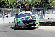David Reynolds (Bottle-O Racing Ford). Coates Hire Sydney 500. V8 Supercars Championship. Homebush Street Circuit, NSW. 5-6 Devember 2015. Photo: Clay Cross / photosport.nz