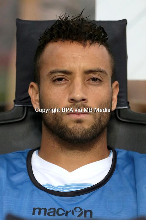 Italian League Serie A -2016-2017 / <br /> ( SS Lazio ) - <br /> Felype Anderson Pereira Gomes &quot; Felipe Anderson &quot;