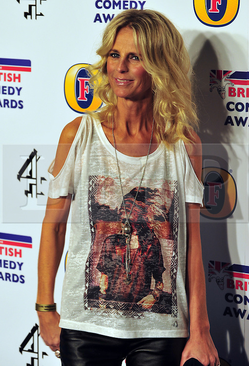 © Licensed to London News Pictures. 16/12/2011. London, England. Ulrika Jonsson attends the Channel 4 British Comedy Awards  in Wembley London .  Photo credit : ALAN ROXBOROUGH/LNP