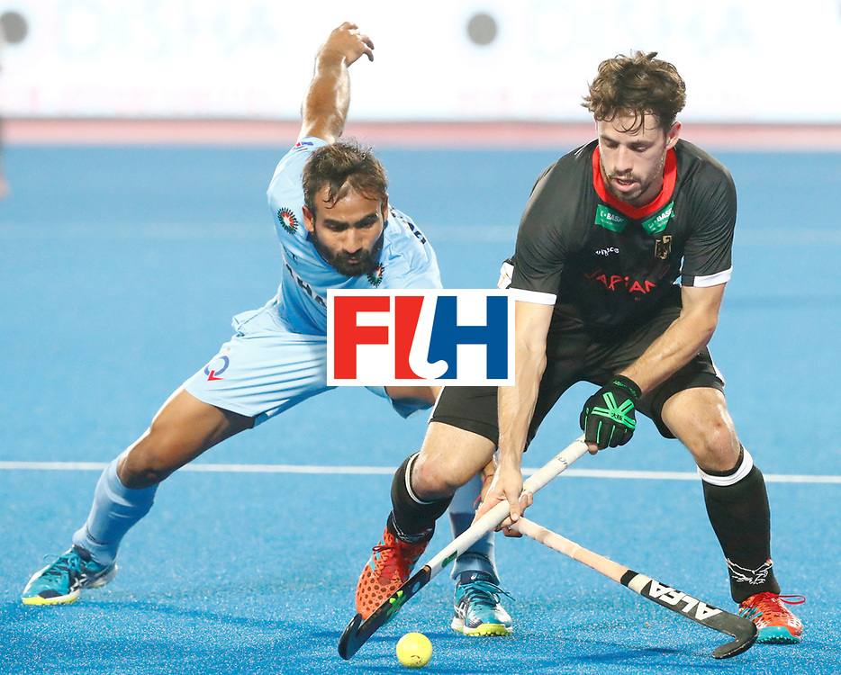 Odisha Men's Hockey World League Final Bhubaneswar 2017<br /> Match id:10<br /> India v Germany<br /> Foto: <br /> COPYRIGHT WORLDSPORTPICS KOEN SUYK