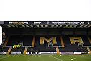 Notts County, the World's Oldest Football League Club. Sky Bet League 2 match between Notts County and Leyton Orient at Meadow Lane, Nottingham, England on 20 February 2016. Photo by Jon Hobley.