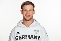 Igor Wandtke poses at a photocall during the preparations for the Olympic Games in Rio at the Emmich Cambrai Barracks in Hanover, Germany, taken on 12/07/16 | usage worldwide