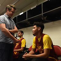 USC Men's Basketball | NCAA Round 1 | Shoot Around