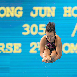 Fina NVC Diving World Series | London | 2 May 2015