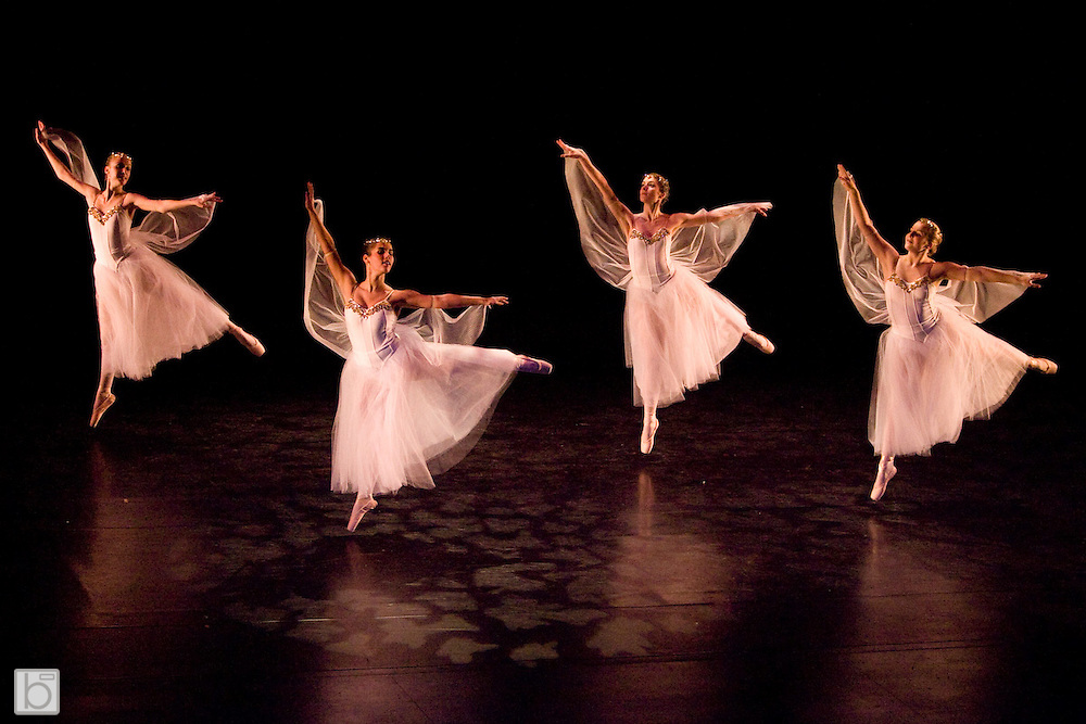 Behind the scenes and performance photos from the 2007 North Country Ballet Ensemble production of the Nutcracker...Photo/Todd Bissonette-www.rtbphoto.com